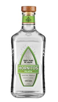 Hornitos tequila plata 75ml