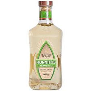 Hornitos tequila reposado 750ml