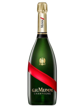G.H Mumm champagne brut France 750ml