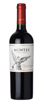 Montes Cabernet Sauvignon Classic Series Chile 2015 vt 750ml