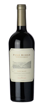 Pine Ridge Vineyards Cabernet Sauvignon Napa Valley 750ML