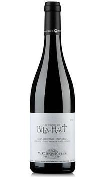 Les vignes de Bila rouge Haut by Michel Chapoutier 2014 vt 750ml