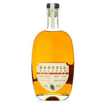 Barrell bourbon New Year 2019 limited edition 750ml