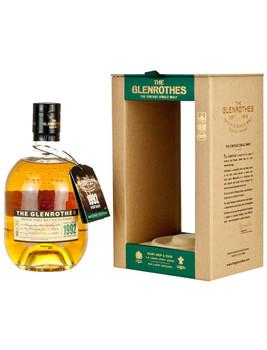 The Glenrothes speyside scotch single malt 1992 distilled 750ml