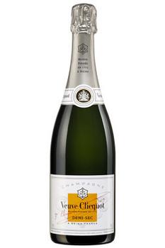 Veuve Clicquot Champagne Demi-Sec France 750 ml
