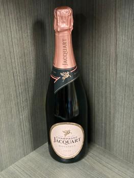 Jacquart Brut Mosaïque Rosé Champagne 750 ML