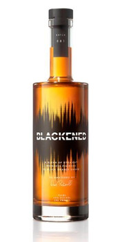 Blackened Whisky finished in black Barndy casks 750ml