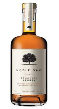 Noble Oak double oak Bourbon finished with sherry oak 750ml