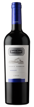 Santa Ema select terroir Chile 750ml