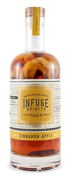 Infuse Spirits Flavored Vodka Cinnamon Apple 750ml