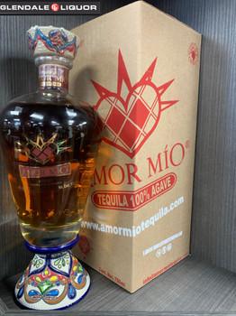Amor Mio Tequila Anejo 750ml