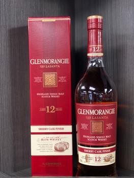 Glenmorangie The Lasanta 12 Year Old 750 ML