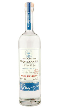 Tequila Ocho Los Patos Plata 750ml