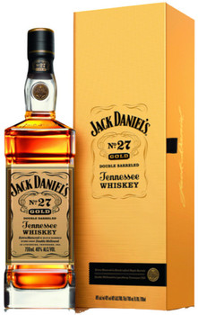 Jack Daniels No.27 Tennessee Whisky Gold Double Barreled 750ml