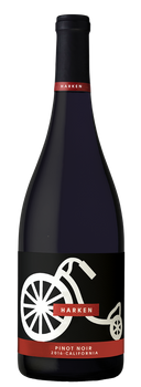 Harken Pinot Noir California 2016 VT 750ml