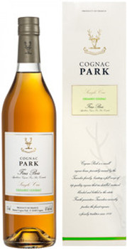 Cognac Park Organic Fins Bois 750ml