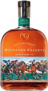 Woodford Reserve Kentucky Bourbon Derby 145 Tm 750ml