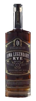 Iowa Legendary Rye Whisky Truly Craft Small Batch 750ml