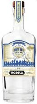 Boot Hill Distillery Vodka Limited Release 750ml