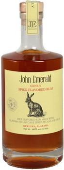 John Emerald Gene's Spice Flavored Rum 750ml