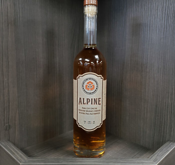 Alpine Bourbon Whiskey Finished In India Pale Ale Barrels 750ml
