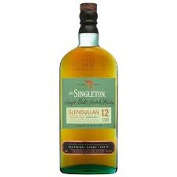 Singleton Single Malt Scotch Whisky Glendullan 12 YR 750ml