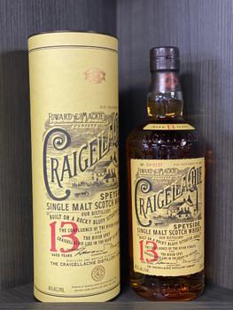 Craigellachie Single Malt Scotch Whisky 13 YR  92PF 750ml