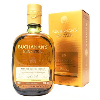 Buchanan's Master Blended Scotch Whisky 750ml