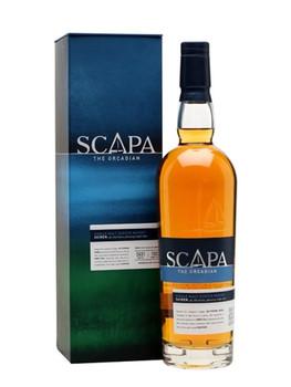 Scapa The Orcadian Skiren Single Malt Scotch Whisky American OakCasks 750ml