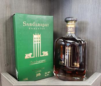 Sardarapat Armenian Brandy Extra 20yr 750ml