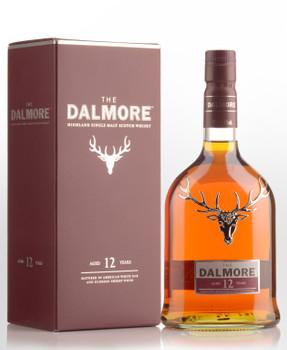 Dalmore Highland Single Malt Scotch Whisky 12 yr 750ml