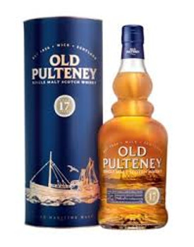 Old Pulteney Single Malt Scotch Whisky 17 yr 750m