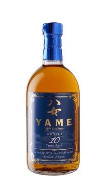 Yame Eight Goddesses Whisky 10yr 750ml