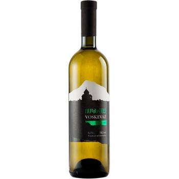 Voskevaz White Dry Wine Armenia N/V 750ml