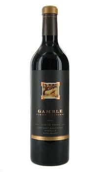 Gamble Sauvignon Blanc Napa Valley 2017vt 750ml