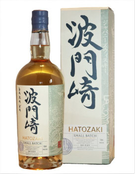 Hatozaki Small Batch Japanese Whisky 750ml