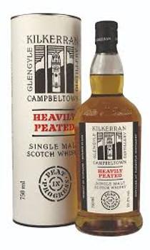 Kilkerran Single Malt Scotch Whisky Heavily Peated 750ml