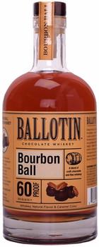 Ballotin Chocolate Bourbon Whiskey 60pf 750ml