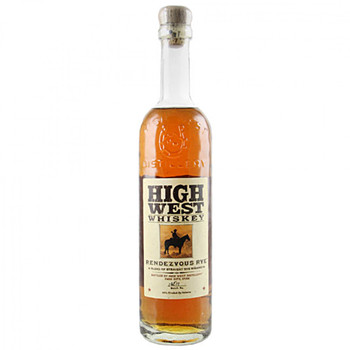 High West Whiskey Rendezvous Rye 750ml