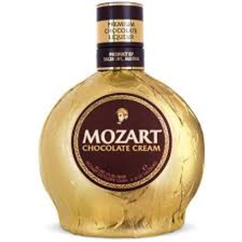 Mozart chocolate cream liquor 34pf 50ml