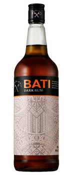 Bati Dark Rum Fiji 750ml