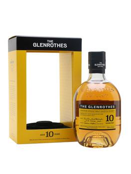 Glenrothes Speyside Single Malt Scotch Whisky 10yr old 750ml