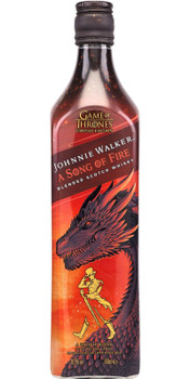 Johnnie Walker A Song Of Fire Game Of Thrones Limited Edition 750 ml