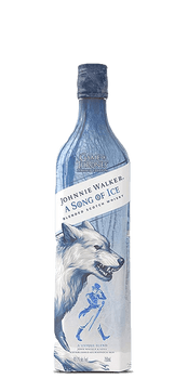 Johnnie Walker A Song Of Ice Game Of Thrones Limited Edition 750 ml