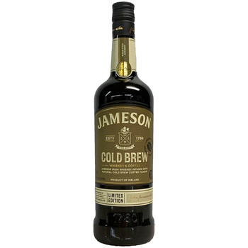 JAMESON COLD BREW 750 ML
