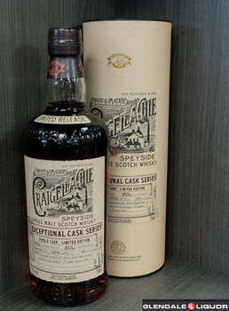 Craigellachie Single Malt Scotch Whisky 23 YR  115PF 750ml