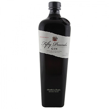 FIFTY POUNDS GIN 750 ML
