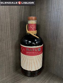 RATU SIGNATURE RUM 8 YEARS AGED