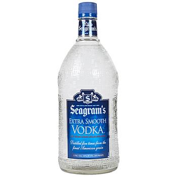 SEAGRAM'S VODKA 1.75 L