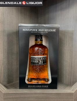 Highland Park 21 Years 750ML